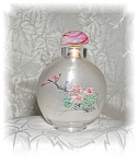 Click to view larger image of SNUFF BOTTLE With REVERSE PAINTING (Image1)