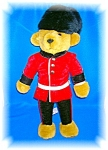 18 INCH MERRYTHOUGHT GUARDSMAN BEAR ENGLAND