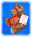 HERMANN TEDDY BEAR GROWLER JOINTED