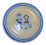 Goebel SaltGlaze Decorative  Wall Plate