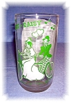 Click here to enlarge image and see more about item 0916200501: DAISY - DAISY, DRINKING GLASS
