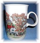 Click to view larger image of DUNOON TEA COFFE MUG  FINE BONE CHINA (Image1)