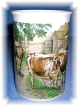 DUNOON TEA COFFE MUG FINE BONE CHINA Richard Partis