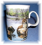 Click to view larger image of DUNOON TEA COFFE MUG STONEWARE by Martin Ridle (Image1)