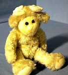 Click here to enlarge image and see more about item 0917200250: Small Bean Filled Boyds JB Bean Bear