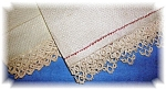 Click to view larger image of LINEN AND LACE CLOTH (Image1)