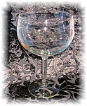 Click here to enlarge image and see more about item 0918200509: HUGE WINE GLASS, FOOTED