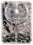 Click here to enlarge image and see more about item 0918200510: WINE GLASS