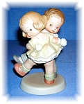 Click here to enlarge image and see more about item 0918200526: MEMORIES OF YESTERDAY, 1987, ENESCO