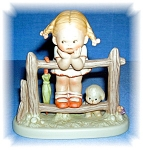 Click here to enlarge image and see more about item 0918200528: MEMORIES OF YESTERDAY, ENESCO, 1987