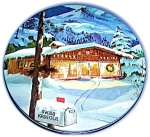 SWISS KRINGLE CANISTER TIN, The Swiss Colony