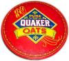 Click to view larger image of QUAKER OATS CANISTER TIN 1983 (Image3)