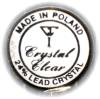 Click to view larger image of 24% LEAD CRYSTAL BOWL MADE IN POLAND (Image2)