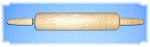 Click to view larger image of VINTAGE ROLLING PIN (Image1)