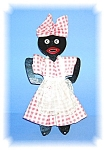Click here to enlarge image and see more about item 0929200511: BLACK AMERICANA - KITCHEN DECORATION