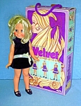 Ideal Doll, Crissy's Cousin VELVET . . . . .