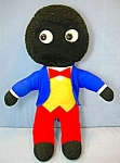 Click to view larger image of Vintage Golliwog Doll . . . . . (Image1)