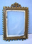 Click to view larger image of Vintage Picture Frame Made in Italy . . . (Image1)