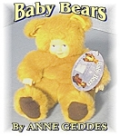 Click here to enlarge image and see more about item 1001200428: ANNE GEDDES Baby Bears