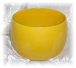 Click here to enlarge image and see more about item 1001200467: Gold Wide Lucite Bracelet West Germany