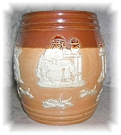 Click here to enlarge image and see more about item 1004200534: ROYAL DOULTON JAR NO LID