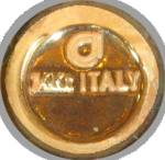 Click to view larger image of Ring 14K Gold and 2 CT Golden Citrine  Italy (Image5)