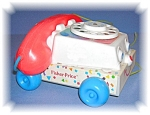 Click here to enlarge image and see more about item 1005200506: FISHER PRICE TELEPHONE