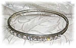 Click to view larger image of Bracelet Sterling Silver Antique Paste (Image1)