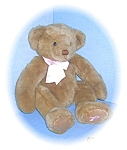 Click to view larger image of Soft & Cuddly 16 Inch Dakin Teddy Bear (Image1)