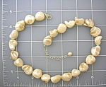 Troca Mother Pearl  Necklace 18 1/2 inch