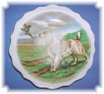 ROSLYN FINE BONE CHINA PLATE MADE IN ENGLAND.