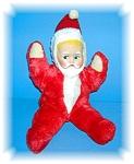 Click to view larger image of VINTAGE PLUSH BABY SANTA CLAUS.... (Image1)