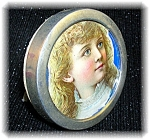 Click here to enlarge image and see more about item 10192006171: Photograph Frame Sterling Silver  Webster