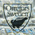 Click to view larger image of Orrefors Discus Votive Candle Holder (Image4)