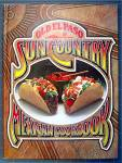 Click here to enlarge image and see more about item 1028201006: Old El Paso Sun Country Mexican Cookbook [Hardcover]