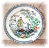 Click to view larger image of Oriental plate, Chinoiserie B & H Pekin 1980's (Image8)