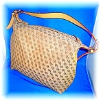 Click to view larger image of DOONEY AND BOURKE HANDBAG PURSE DUFFLE BAG (Image1)