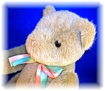 Click to view larger image of GUND TEDDY BEAR PLUSH (Image1)