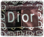 Click to view larger image of  DIOR Logo DESIGNER Large SCARF (Image1)