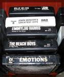 Click to view larger image of 8-track tape cartridges, 23 with case, Nelson, Lichtfoo (Image3)