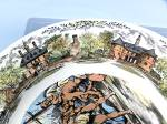 Click to view larger image of Wedgewood Williamsburg Jamestown, Virginia Plate (Image7)