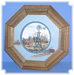Click to view larger image of  Art Print Framed & Signed Windmill Joannah Gartin (Image1)