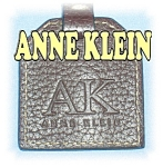 Click here to enlarge image and see more about item 1117200501: ANNE KLEIN CHOCOLATE BROWN BAG BACK PACK.....