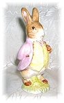 Click here to enlarge image and see more about item 1123200505: BEATRIX POTTER, MR BENJAMIN BUNNEY, ROYAL