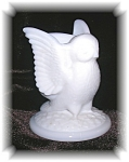 Click to view larger image of WINGED OWL WESTMORLAND TOOTHPICK HOLDER. (Image1)