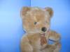 Click to view larger image of 16 Inch Soft Cuddly Dan Dee Brown  Bear (Image2)