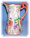Click here to enlarge image and see more about item 1207200582: Japanese Porcelain Coffee Pot