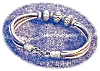Click to view larger image of Sterling Silver Bead Bracelet. . . . (Image2)