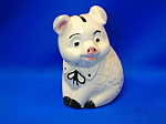 Click here to enlarge image and see more about item 1226200705: PIGGY BANK - Olathe, Colorado, Harold Group Home . .