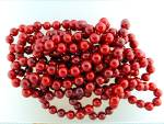 Click to view larger image of Necklace Red Coral 80 Inches Long (Image1)